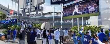 Dodger Stadium Upgrades Los Angeles Dodgers