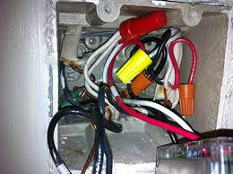 trying to figure out 3 way switch loop double gang multiple Wiring 3 Wire 1 Box trying to figure out 3 way switch loop double gang multiple circuits wiring doityourself com community forums Wiring 3 Wire Well Pump
