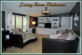 Makeover Living Room Life With 4 Boys Living Room Makeover Before And After
