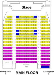 The Intersection Grand Rapids Seating Chart Seating Chart State Theatre Of Bay City
