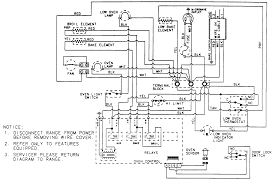 electric range wiring diagram electric wiring diagrams online
