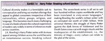 essay on international business culture  rowling has brought out a series of fictions that appeal to global readers and has marketed it globally using a highly integrated business strategy