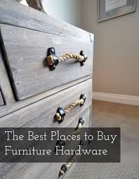 7 {Inexpensive} Places to Buy Furniture Hardware -. Dresser Knobs And  PullsDrawer ...