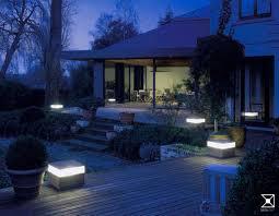 Garden lighting ideas Rooftop Garden Inspiration Simple Garden Lighting Ideas