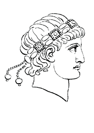 Roman Soldier Coloring Pages Free Duelprotocolinfo