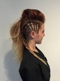 Faux Hawk Femme Pour Cheveux Longs Tutoriels Et Idées En Images