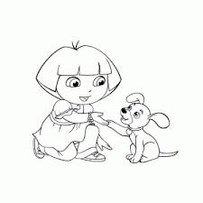 Puppies Kleurplaten Leuk Voor Kids