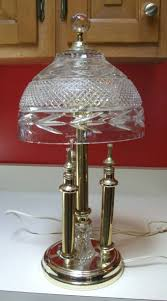 vintage stiffel lamps table lamp with glass top also stiffel floor lamp for impressive home decor