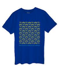 Cotton T Shirt Design Bike In Lisbon Blue T Shirt