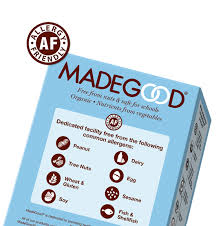 Welcome To Madegood Foods United States