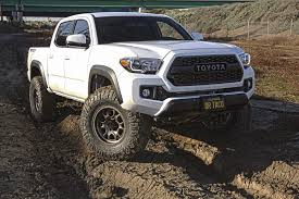 Trail Ready Tacoma Creating Clearance For Our 17 Tacomas