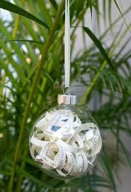 Diy Wedding Invitation Ornament The Thinking Closet