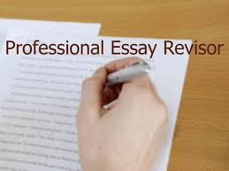 professional essay revisor for any assignment