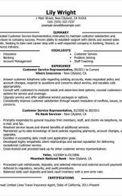 A Good Resume Extraordinary Example Of A Good Resume Formatted Templates Example