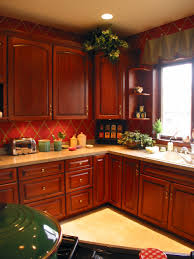 red kitchen wall colors. Warm Kitchen Wall Colors; Red Colors E