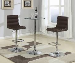 Contemporary Pub Table Set Dining Room Outlet Round Contemporary Modern Bar Pub Tables