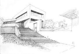 architectural house drawing. Contemporary House And S Galleryhip The Hippest Modern Architectural Architecture House  Drawing Top On Architectural House Drawing