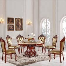 antique italian style dining room