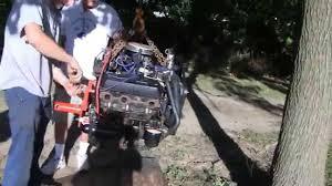 CHEVY 4.3 ENGINE REBUILD (part 1) - YouTube