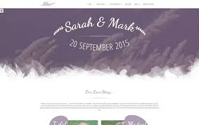 Wedding Website Templates New 28 Beautiful Html Wedding Website Templates 28 Colorlib Wedding