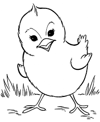 Coloring Pages Chick Preschool Coloring Pages Farm Animals Animal