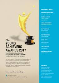 Graphic Design Companies In Uganda The Young Achievers Awards 2017 Official Magazine By Reach A