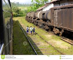Image result for boys on train tracks