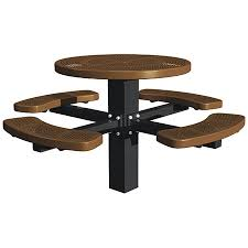 how to make a round wood picnic table woodworking business plans