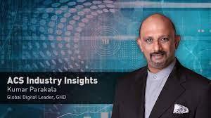 ACS Industry Insights: Kumar Parakala, Global Digital Leader and Principal  of GHD - YouTube