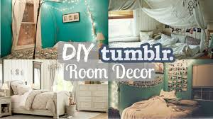 diy tumblr room decor cheap easy youtube