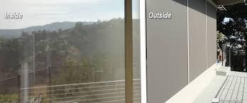 exterior solar shade screens