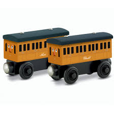 thomas friends wooden railway annie clarabel
