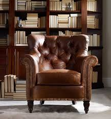 leather chair styles. Plain Chair The Finest Leather Tufted Leather Chair With Styles A