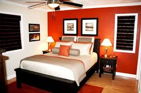 Burnt Orange Bedroom Ideas 2