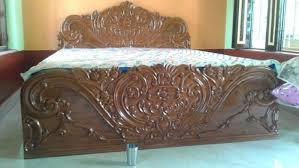bed designs in wood. Wooden Bed Stylish Pure Box At Rs 30000 Unit Bijoygarh . Designs In Wood