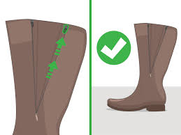 how to stretch the calf area of boots