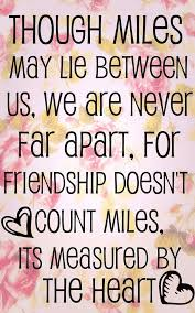 Quotes About Friendship And Distance Simple 48 Best Quotes About Friendship With Images