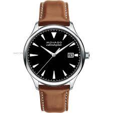 """movado watches official movado stockist watch shop comâ""""¢ mens movado heritage watch 3650001"""