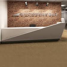 get quotations shanghai office furniture reception desk stylish simplicity welcome reception desk company front bar customized paint