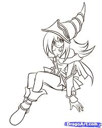 Yugioh the dark magicians deck box. Pin On Coloring Pages