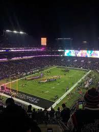 Ravens Stadium Interactive Seating Chart Photos At M T Bank Stadium