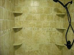 recessed ceramic shower shelf ceramic shower shelf two side ceramic wall mounted tile shower corner shelf