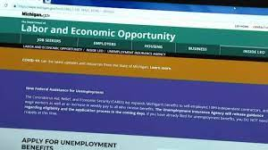 He turned to me and asked me to have a chat to the gentleman on the other side.this was done. Q A Michigan Unemployment Agency Answers Questions About Issues Applying For Benefits