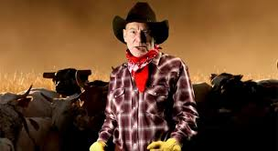 <b>Sir</b> Patrick Stewart is home on the range as country crooner ...
