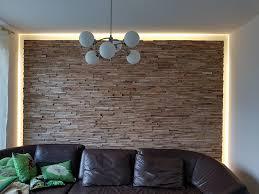 Charming Wandverkleidung Holz Hell Wohnzimmer