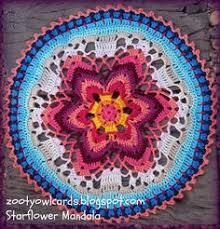 Free Crochet Mandala Pattern Amazing Mandalas In Memory CROCHET MOTIF Pinterest Mandala Crochet