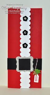 office christmas door decorating ideas. santau0027s belly money holder by card shark cards and paper crafts at splitcoaststampers this would make a cute classroom door office christmas decorating ideas