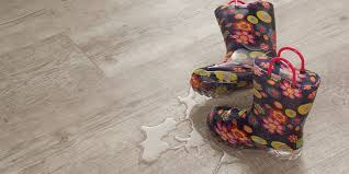 luxury vinyl flooring waterproof and easy to clean