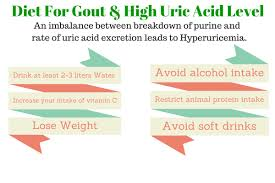 Diet And Food Tips For Gout Hyperuricemia High Uric Acid