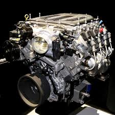 Chevy Unveils LT1 and ZZ6 Crate Engines At SEMA 2015